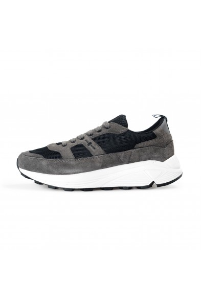 Car Shoe By Prada Men's Suede Leather Fashion Sneakers Shoes : Picture 2