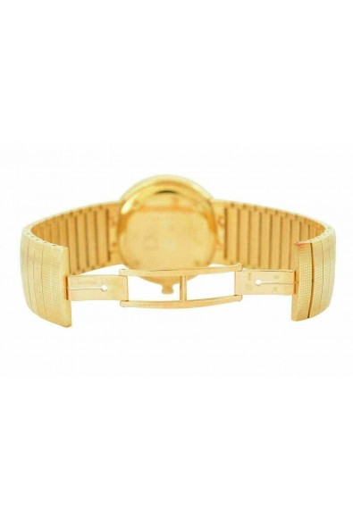 Christian Dior La D De Dior Yellow Gold Tiger's Eye Dial Solid Swiss Gold Watch: Picture 2