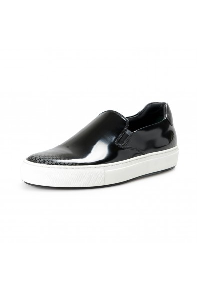 """Hugo Boss Men's """"Mirage_Slon_pahb"""" Polished Leather loafers Shoes"""
