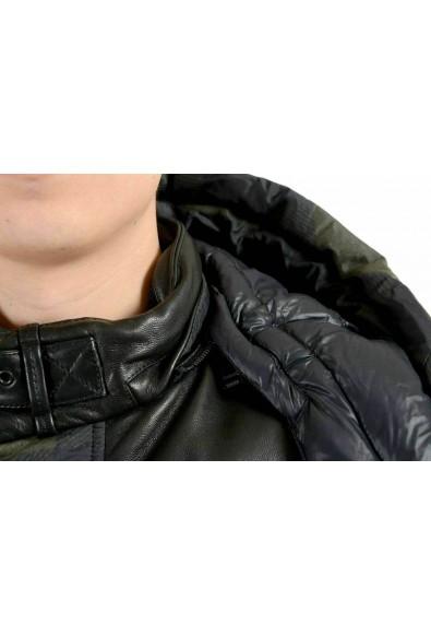Belstaff Men's Duck Down Full Zip Hooded Parka Jacket: Picture 2