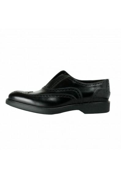 Salvatore Ferragamo Men's Gambit Leather Loafers Shoes: Picture 2