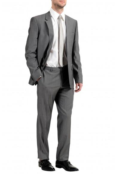 """Hugo Boss """"C-Huge1/C-Genius"""" Men's Silk Wool Gray Two Button Suit: Picture 2"""
