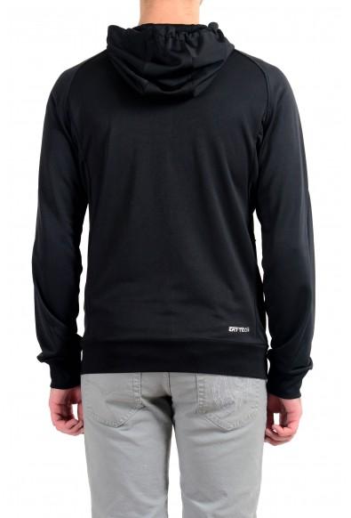 "Emporio Armani EA7 ""Tech"" Men's Black Full Zip Hoodie: Picture 2"