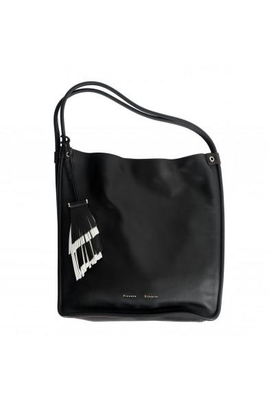 Proenza Schouler Women's Black Leather Tote Handbag Shoulder Bag