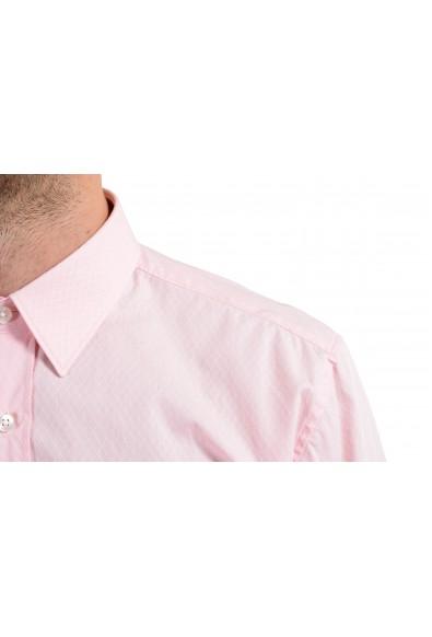 "Hugo Boss ""Elisha01"" Men's Extra Slim Pink Long Sleeve Dress Shirt: Picture 2"