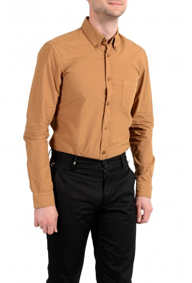 Hugo Boss Men's Rod_P Slim Fit Button Down Long Sleeves Casual Shirt : Picture 2