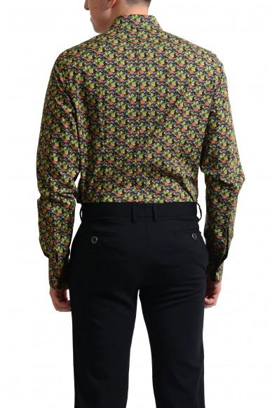"Dolce & Gabbana ""Gold"" Men's Multi-Color Button Down Dress Shirt : Picture 2"