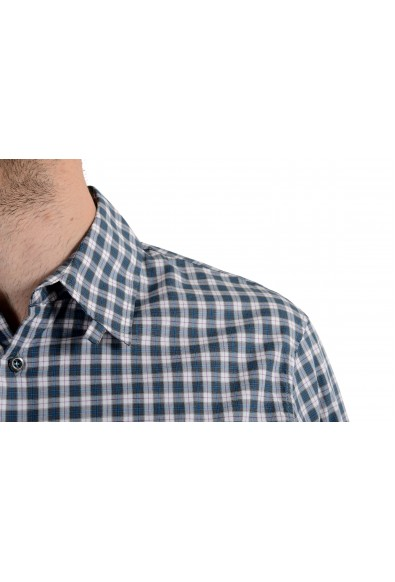 Dsquared2 Men's Plaid Long Sleeve Casual Shirt: Picture 2