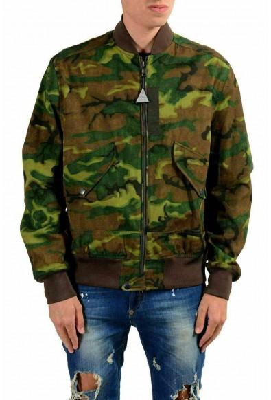 "Moncler Men's ""ARTOUSTE"" Multi-Color Windbreaker Jacket"