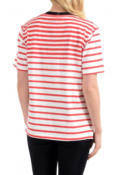 Burberry Women's Striped Short Sleeves T-Shirt Blouse Top: Picture 2