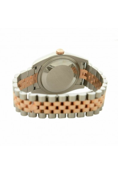 Rolex DATEJUST 18K Rose Gold & Stainless Steel Watch 116201: Picture 2