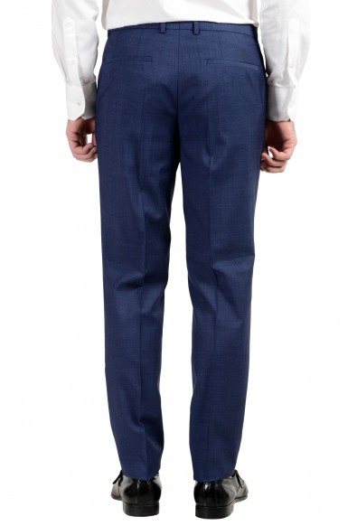 """Hugo Boss """"Astian/Hets"""" Men's Wool Blue Two Button Suit: Picture 2"""