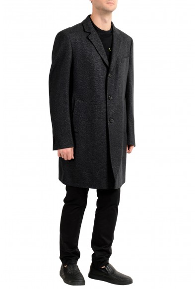 "Hugo Boss ""Nye1"" Men's Wool Three Button Coat: Picture 2"
