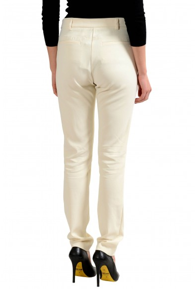 Just Cavalli Women's Off White Casual Pants: Picture 2