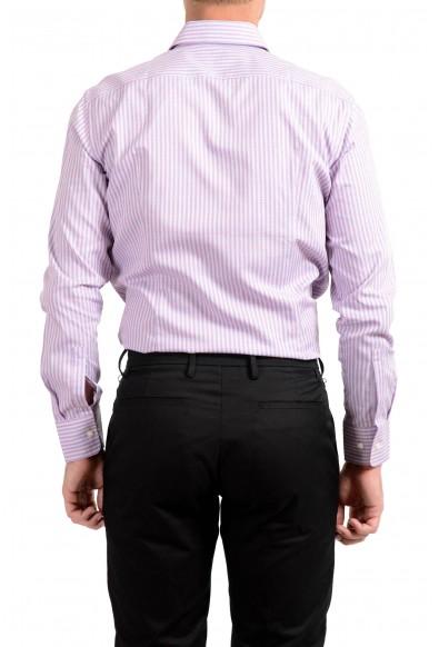 "Hugo Boss Men's ""Mark US"" Sharp Fit Plaid Long Sleeve Dress Shirt : Picture 2"