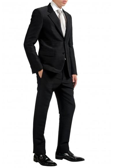 Maison Margiela 14 Men's Wool Charcoal Two Button Suit : Picture 2