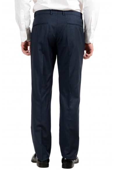 "Hugo Boss ""Alim2/HimensHM"" Men's 100% Wool Dark Gray Two Button Suit: Picture 2"