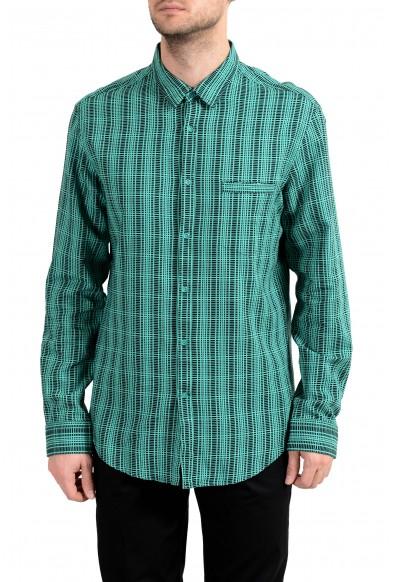 "Hugo Boss ""BIRK_R"" Men's Regular Fit Long Sleeve Casual Shirt"