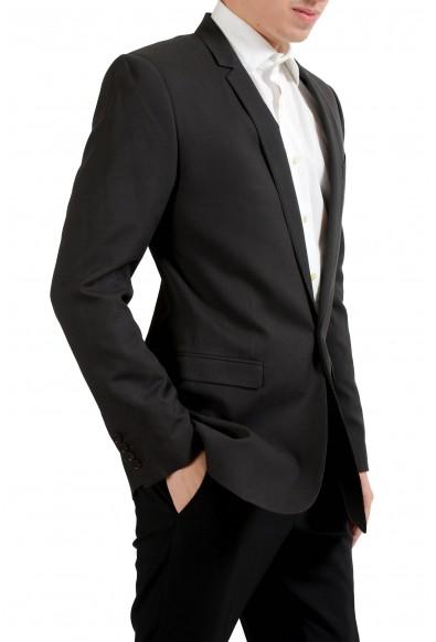 """Dolce & Gabbana """"Gold"""" Men's Brown Silk Blazer Sport Coat: Picture 2"""