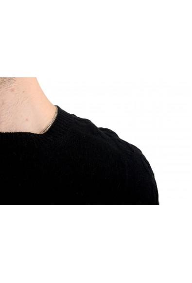 Just Cavalli Men's Multi-Color Alpaca Pullover Sweater : Picture 2