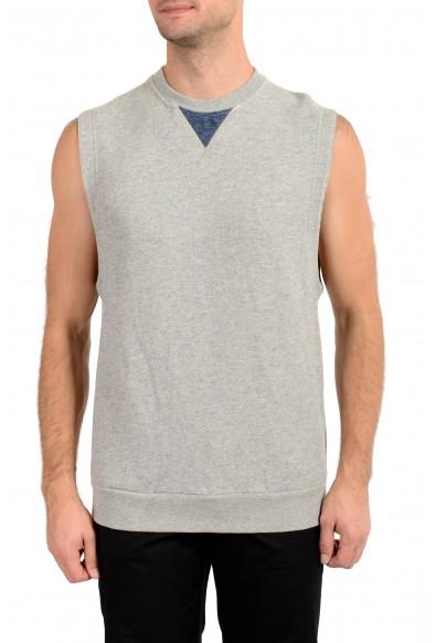 "Roberto Cavalli ""GYM"" Men's Sleeveless Sweatshirt T-Shirt Tank Top"