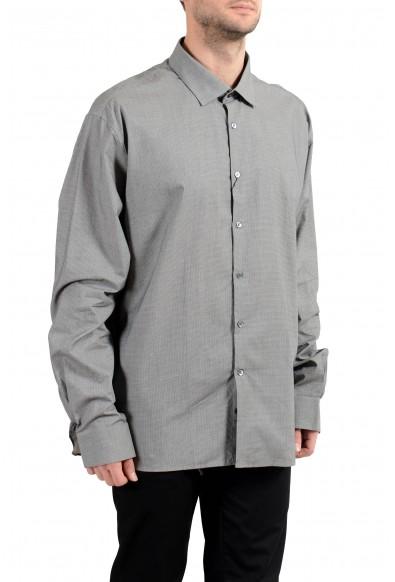 John Varvatos Slim-Fit Multi-Color Long Sleeve Men's Shirt