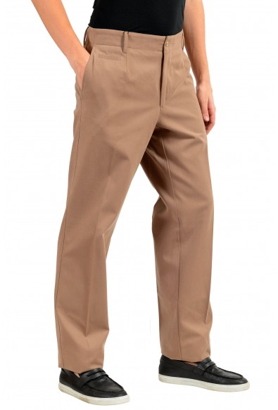 Dolce & Gabbana Men's Beige Casual Pants: Picture 2
