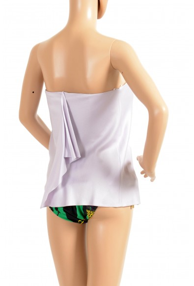"Hugo Boss Women's ""Ibeca"" Light Purple Sleeveless Blouse Top: Picture 2"