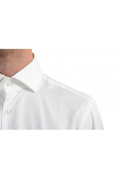 "Hugo Boss ""Gerald"" Men's White Regular Fit Long Sleeve Dress Shirt: Picture 2"