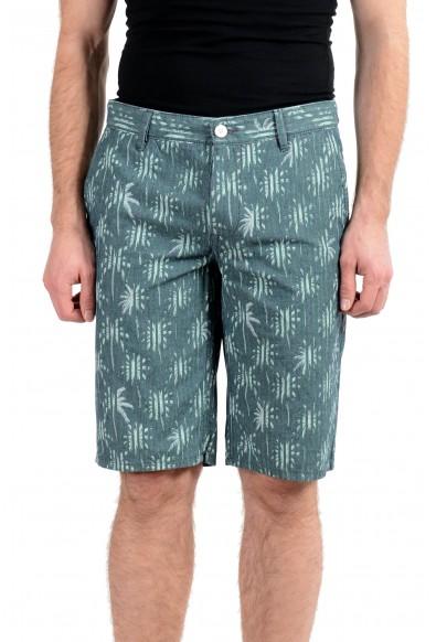 "Hugo Boss ""Schino-Regular Short"" Men's Graphic Casual Shorts"