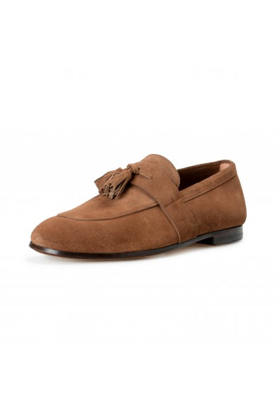 """Hugo Boss Men's """"Soho_Loaf_sdts"""" Suede Leather loafers Shoes"""