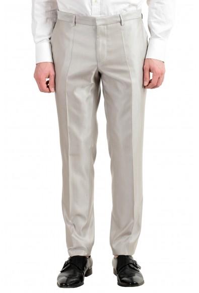 "Hugo Boss ""Novid/Bristow"" Men's Silk Wool Slim Two Button Suit: Picture 2"