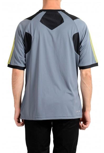 Emporio Armani EA7 Air Duct Men's Gray Crewneck T-Shirt: Picture 2