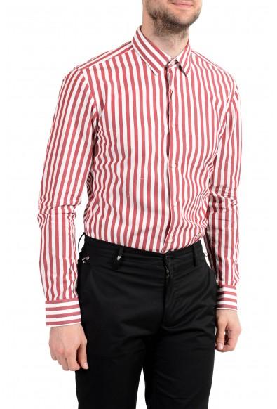 "Hugo Boss ""Ronni_3F"" Men's Slim Striped Long Sleeve Casual Shirt: Picture 2"