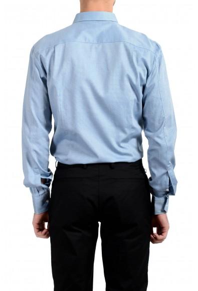 "Hugo Boss ""Elisha01"" Men's Slim Bluish Long Sleeve Dress Shirt: Picture 2"
