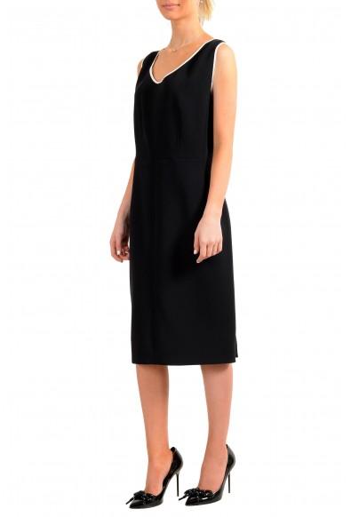 "Hugo Boss Women's ""Dosanna"" Black Pencil Dress : Picture 2"