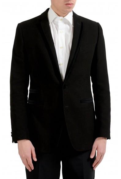 """Dolce & Gabbana """"Martini"""" Men's Brown Blazer Sport Coat"""