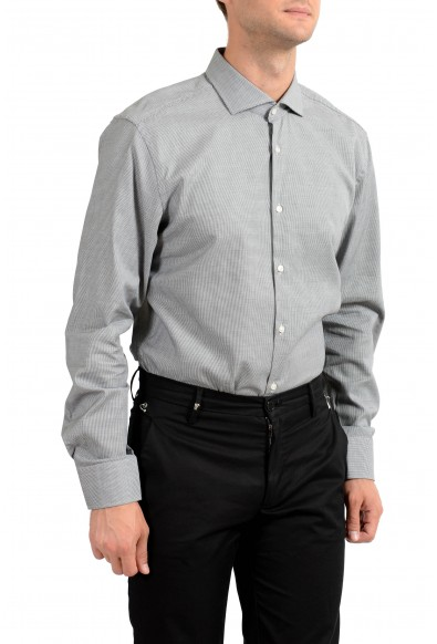 "Hugo Boss Men's ""Jason"" Slim Fit Long Sleeve Dress Shirt: Picture 2"