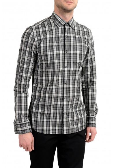 John Varvatos Multi-Color Long Sleeve Men's Shirt