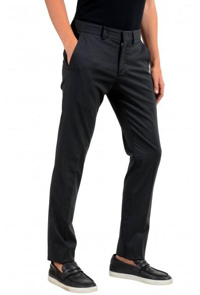 Moncler Men's Wool Charcoal Dress Pants: Picture 2
