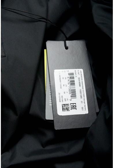 """Hugo Boss """"Nestem_N"""" Men's 100% Leather Black Full Zip Jacket: Picture 2"""
