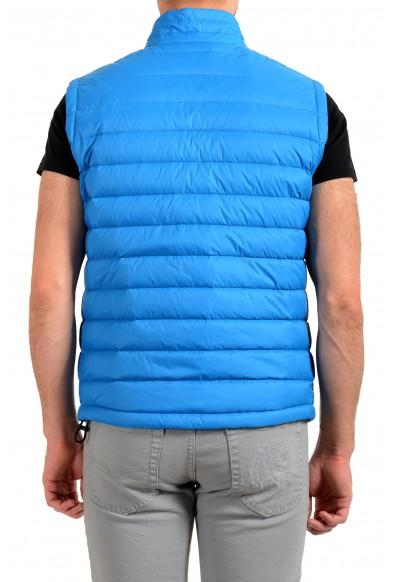 """Hugo Boss """"Chroma"""" Men's Blue Down Full Zip Vest: Picture 2"""