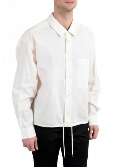 Hugo Boss Men's White Long Sleeve Casual Shirt: Picture 2