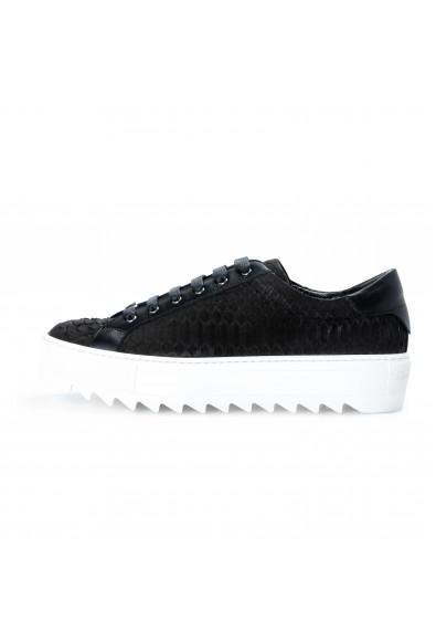 """Salvatore Ferragamo """"Eunica 1cm"""" Women's Python Skin Fashion Sneakers Shoes: Picture 2"""