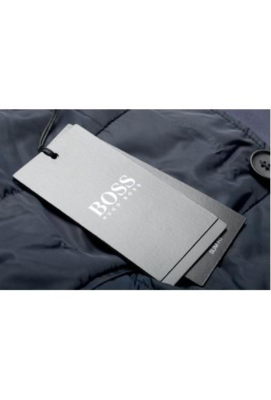 "Hugo Boss Men's ""Havon1-J"" Blue Insulated Two Button Blazer Jacket : Picture 2"