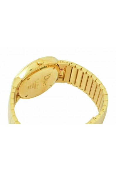 Christian Dior La D De Dior Malachite Dial Solid Swiss Gold Watch: Picture 2