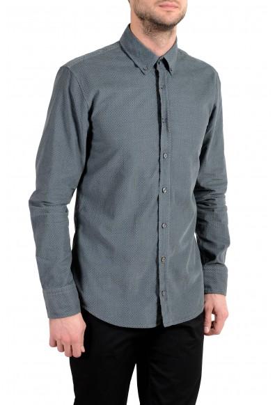 "Hugo Boss ""Mabsoot"" Men's Slim Corduroy Long Sleeve Casual Shirt: Picture 2"