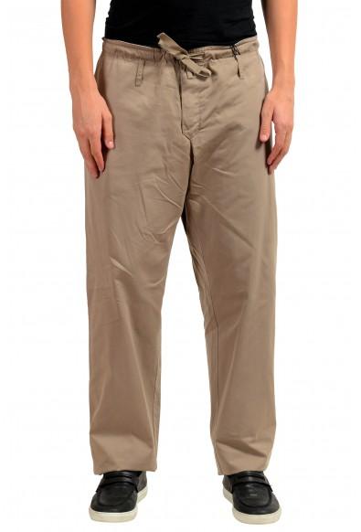 Dolce & Gabbana Men's Reversible Casual Pants