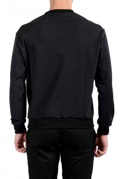 Versace Men's Graphic Black Crewneck Long Sleeve Sweatshirt: Picture 2