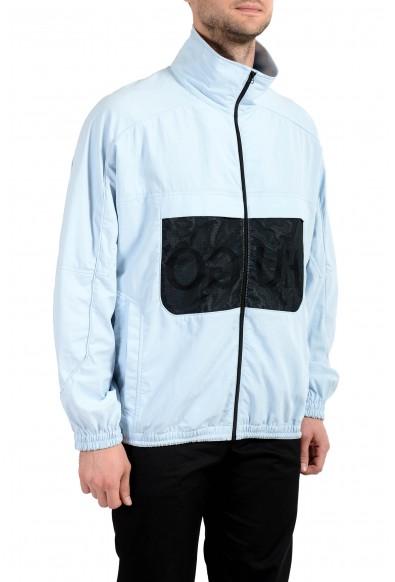 "Hugo Boss ""Balcano1921"" Men's Blue Full Zip Windbreaker Jacket: Picture 2"